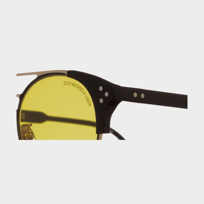 1271 Round Sunglasses