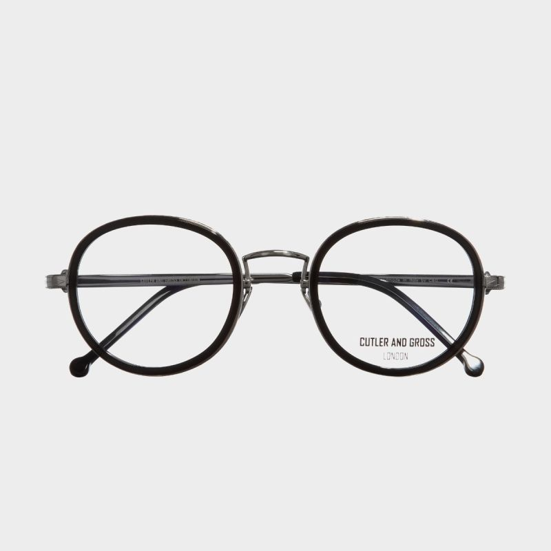 1273 Optical Round Glasses