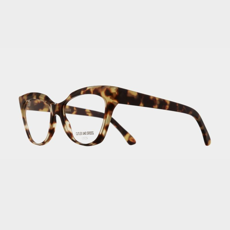 1288 Optical Cat-Eye Glasses