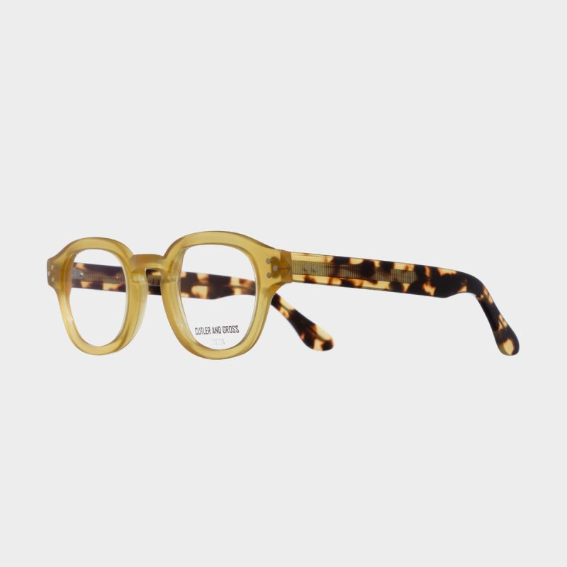 1290 Optical Square Glasses