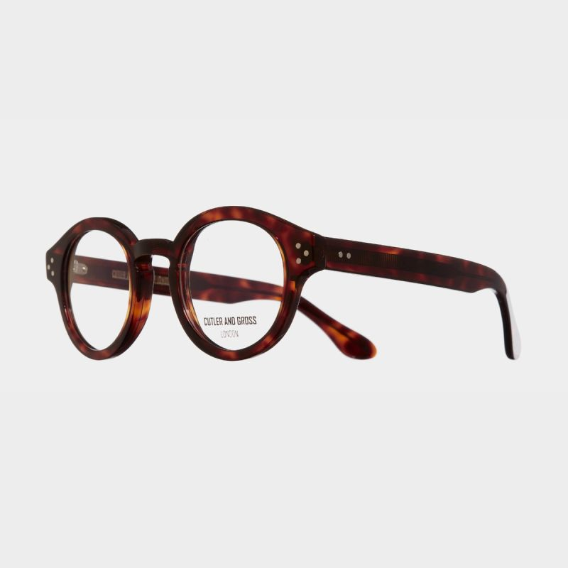 1291 Optical Round Glasses (Small)