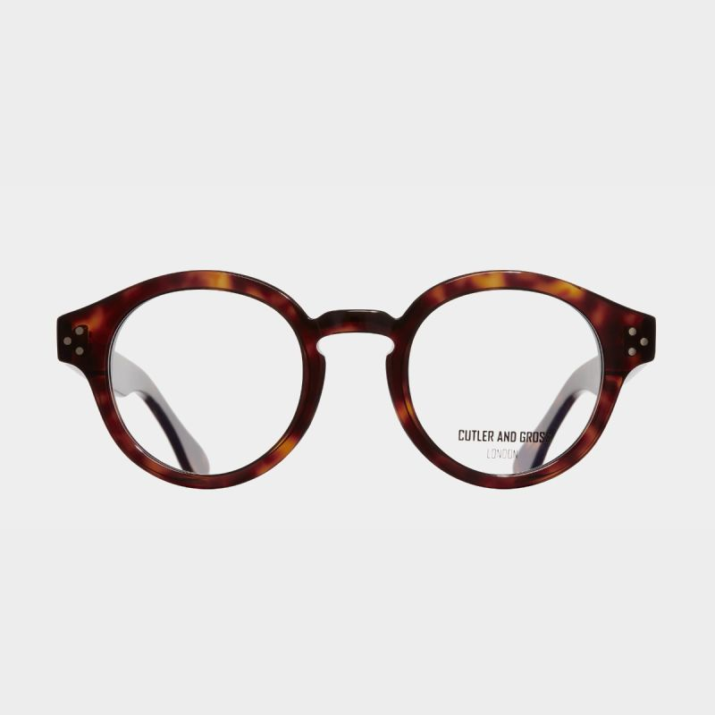 1291V2 Optical Round Glasses (Large)