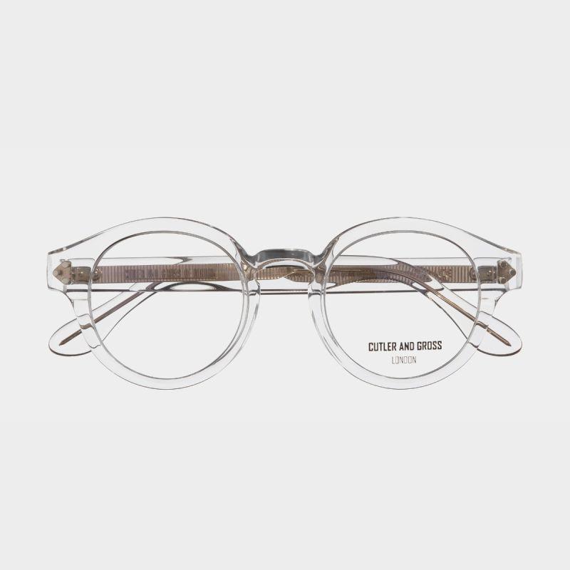 1291 V2 Optical Round Glasses (Large)