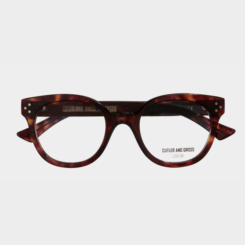1298 Optical Cat Eye Glasses