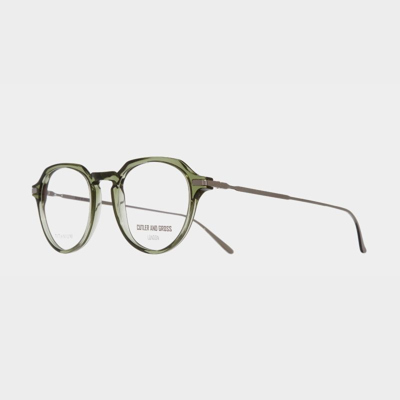 1302 Optical Round Glasses (Small)