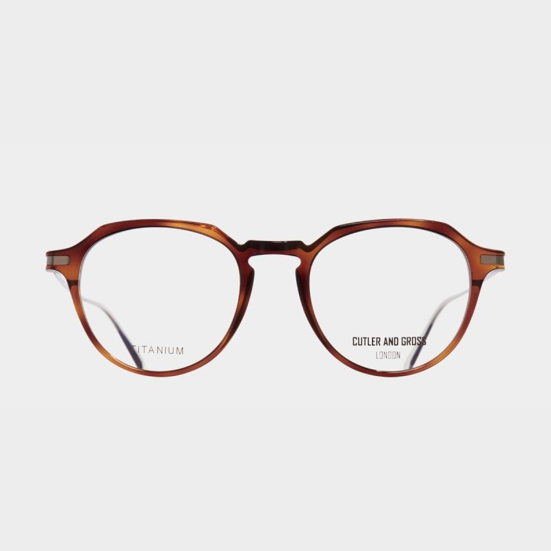 1302V2 Optical Round Glasses (Large)