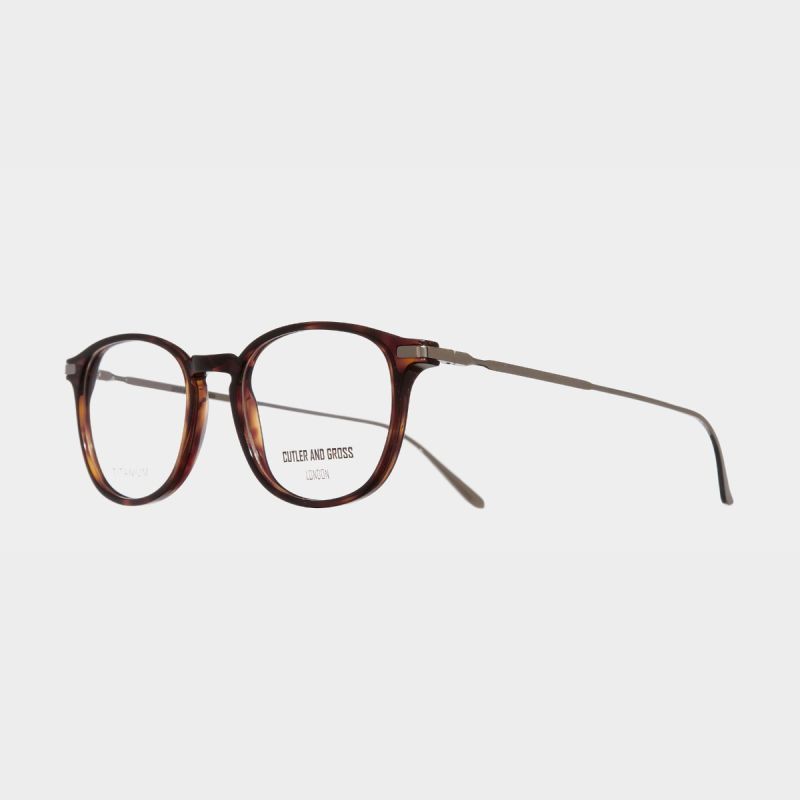 1303 Optical Square Glasses (Small)