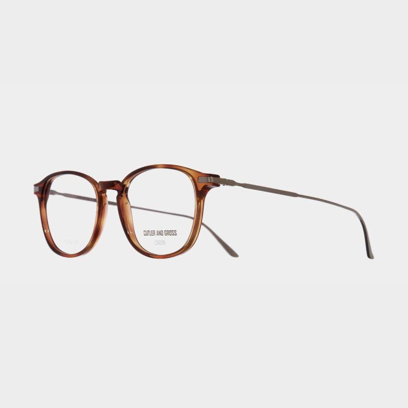 1303V2 Optical D-Frame Glasses (Large)