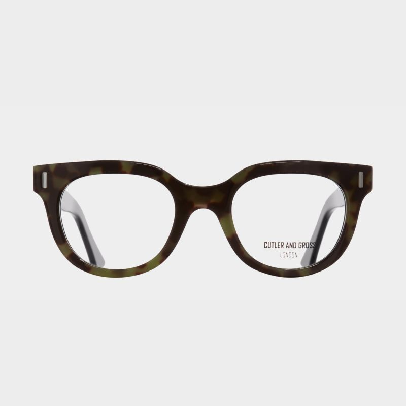 1304 Optical Round Glasses
