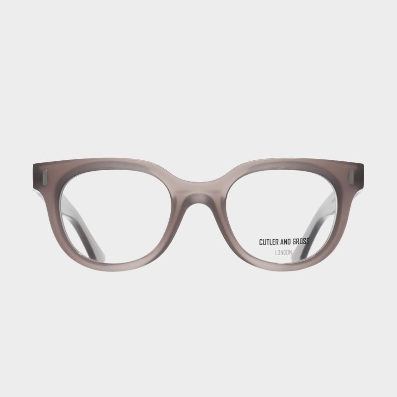 1304 Optical Round Glasses-Humble Potato