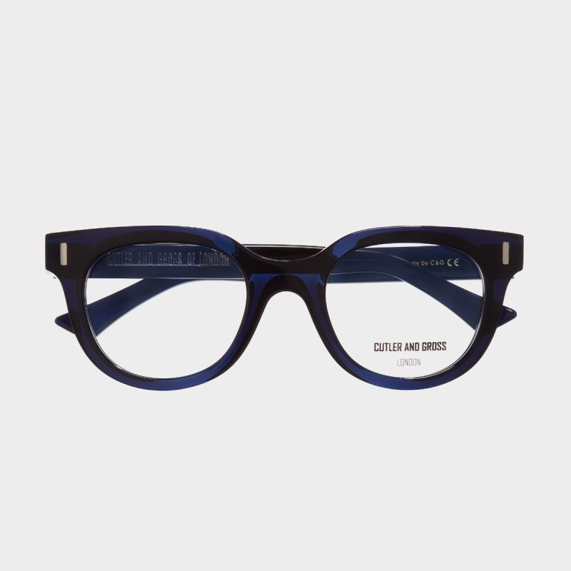 1304 Optical Oval Glasses