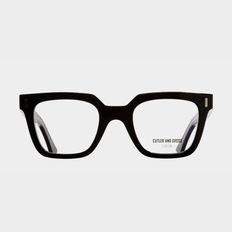 1305 Optical Square Glasses