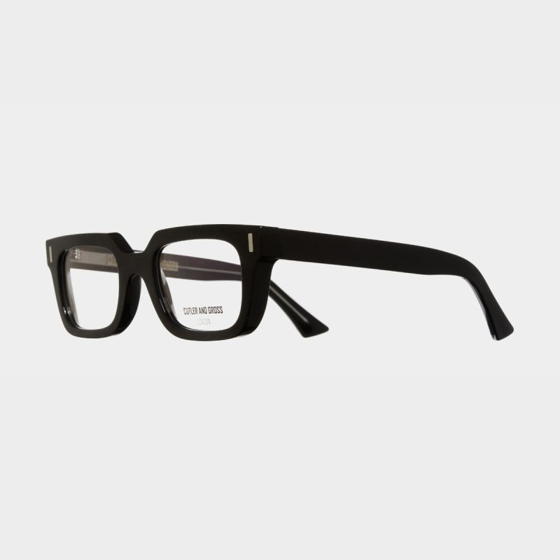 1306 Optical Rectangle Glasses