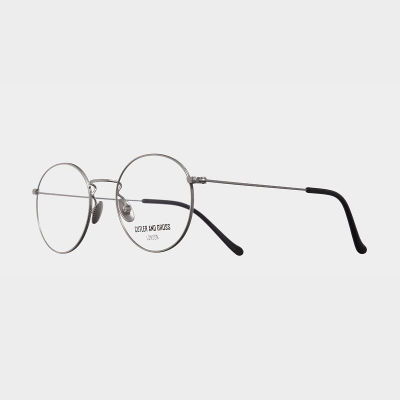 1316 Optical Round Glasses