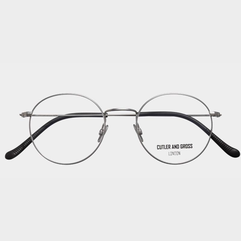 1316 Optical Oval Glasses