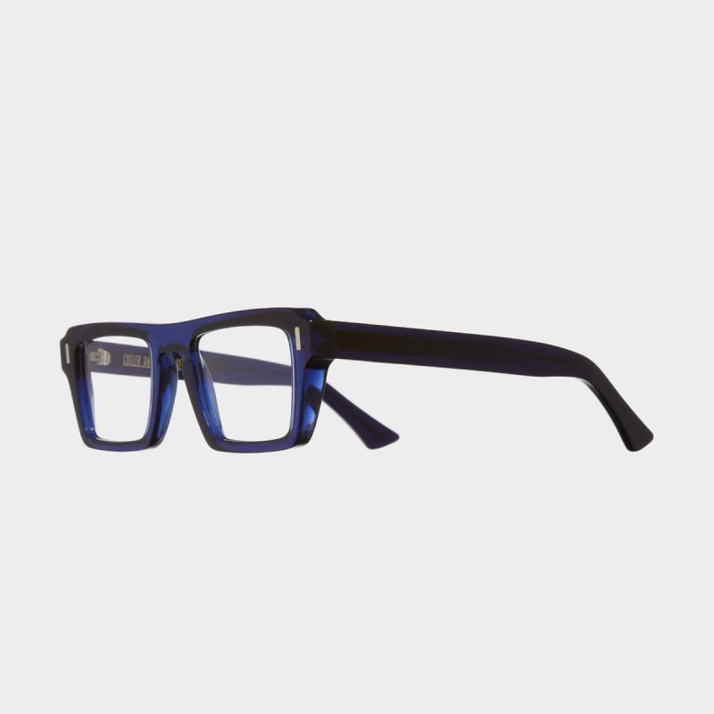 1318 Optical D-Frame Glasses