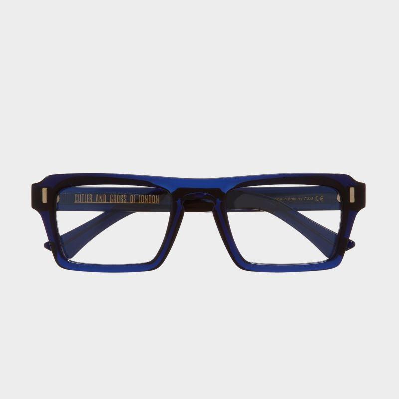 1318 Optical D Frame Glasses