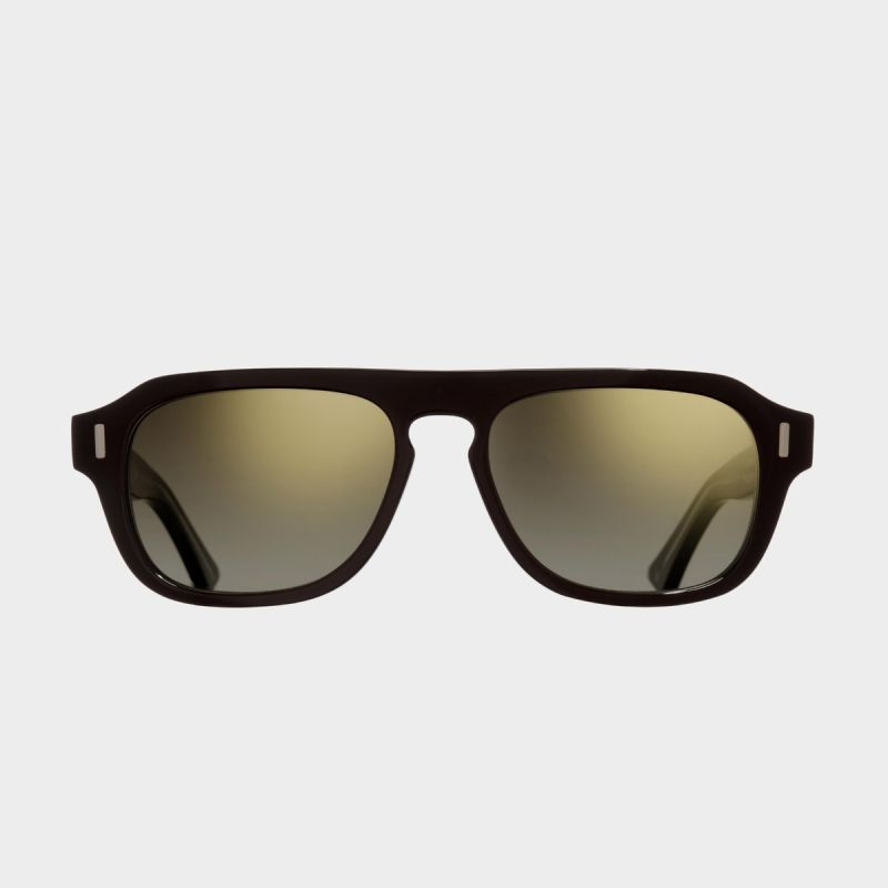 1319 Aviator Sunglasses-Black