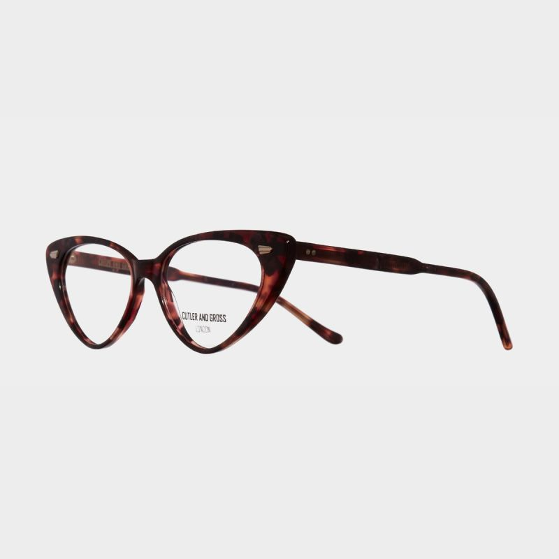 1322 Optical Cat-Eye Glasses