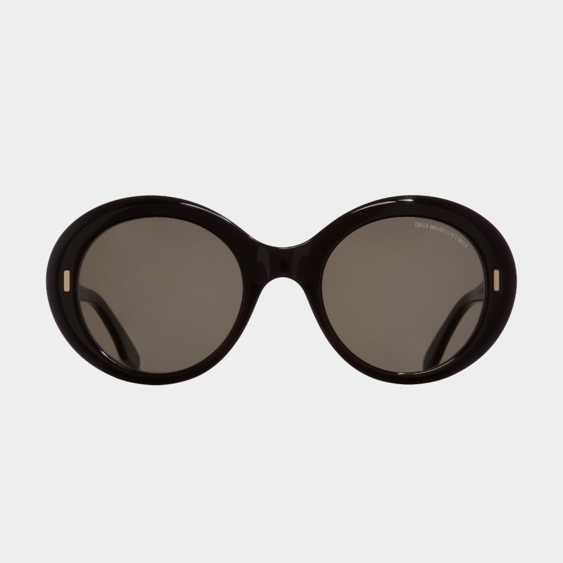 1327 Oversize Round Sunglasses
