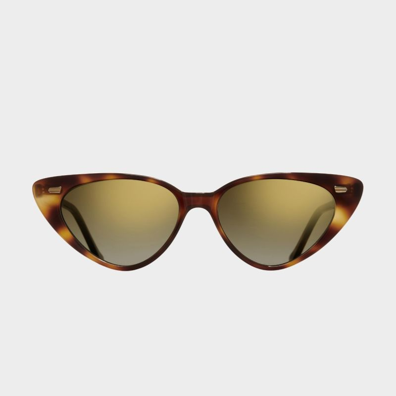1330 Cat-Eye Sunglasses-Havana