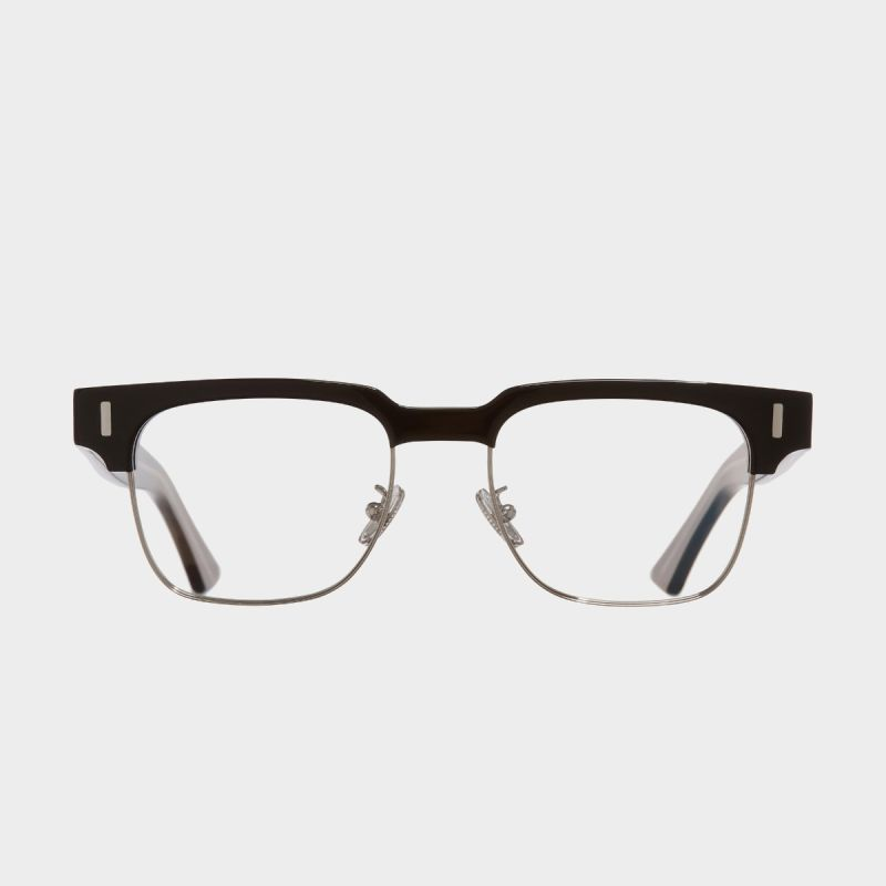 1332 Optical Browline Glasses