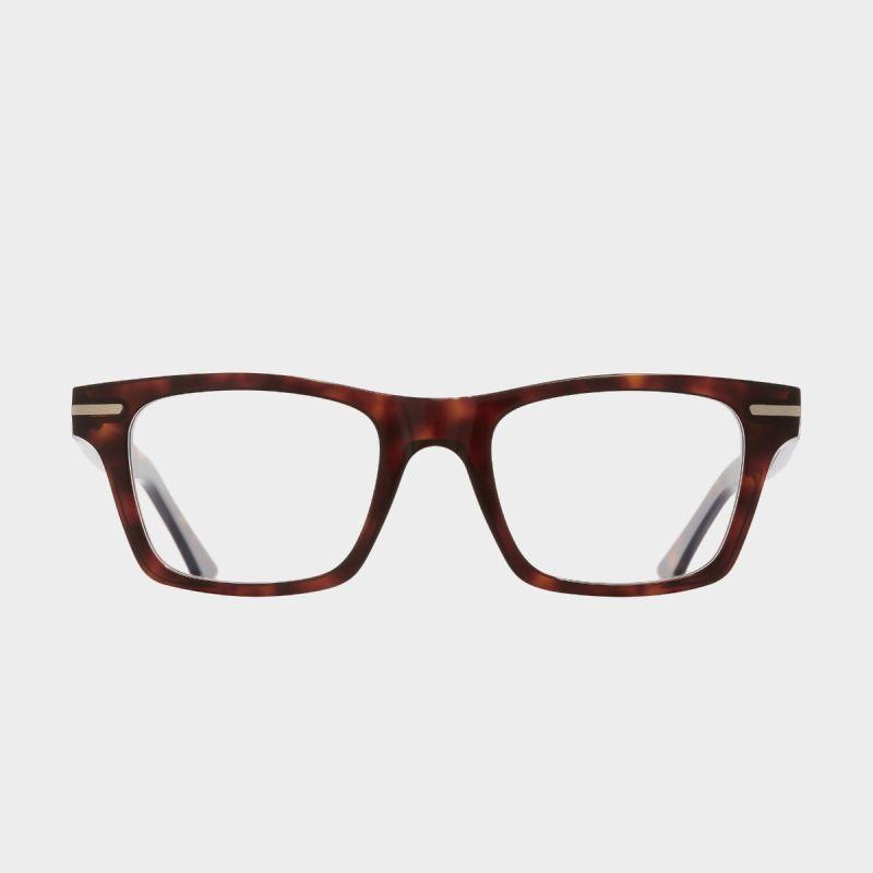 1337 Optical Rectangle Glasses