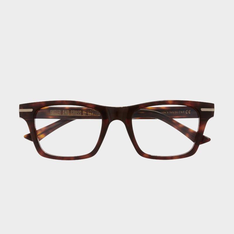 1337 Optical Rectangle Glasses