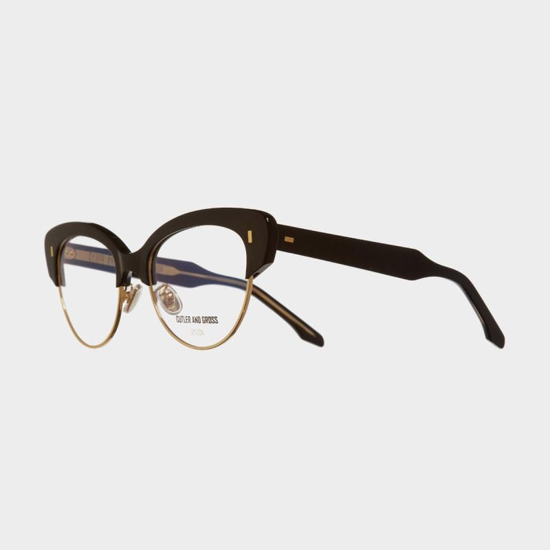 1351 Optical Cat Eye Glasses