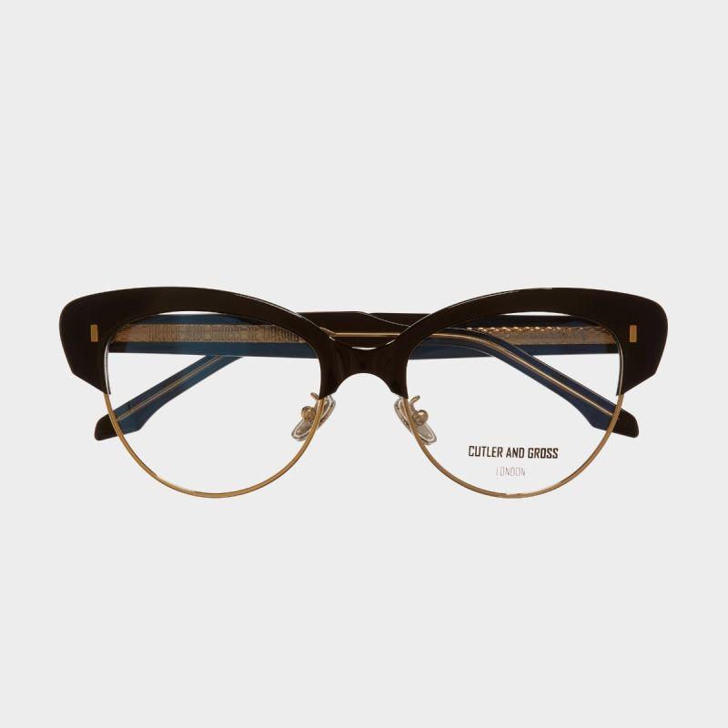 1351 Optical Cat Eye Glasses