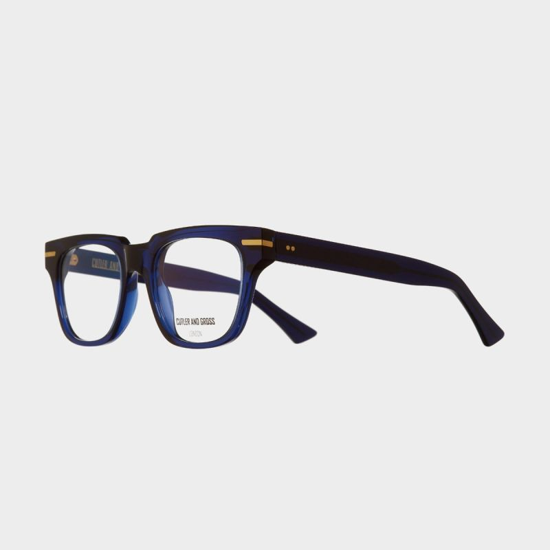 1355 Optical D-Frame Glasses