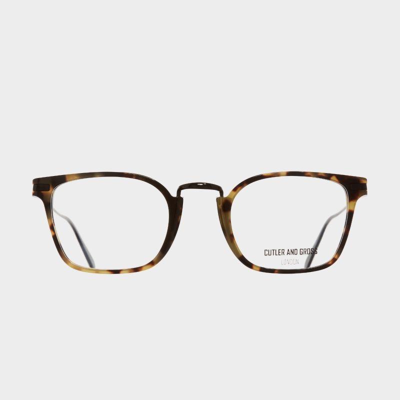 1358 Optical Square Glasses