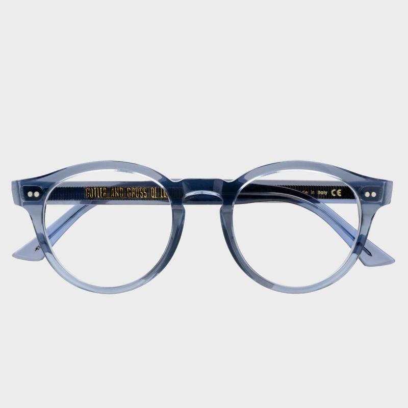 1378 Blue Light Filter Optical Round Glasses
