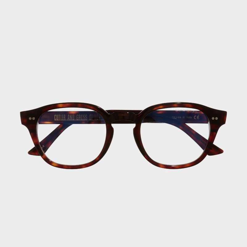 1380 Optical Rectangle Glasses