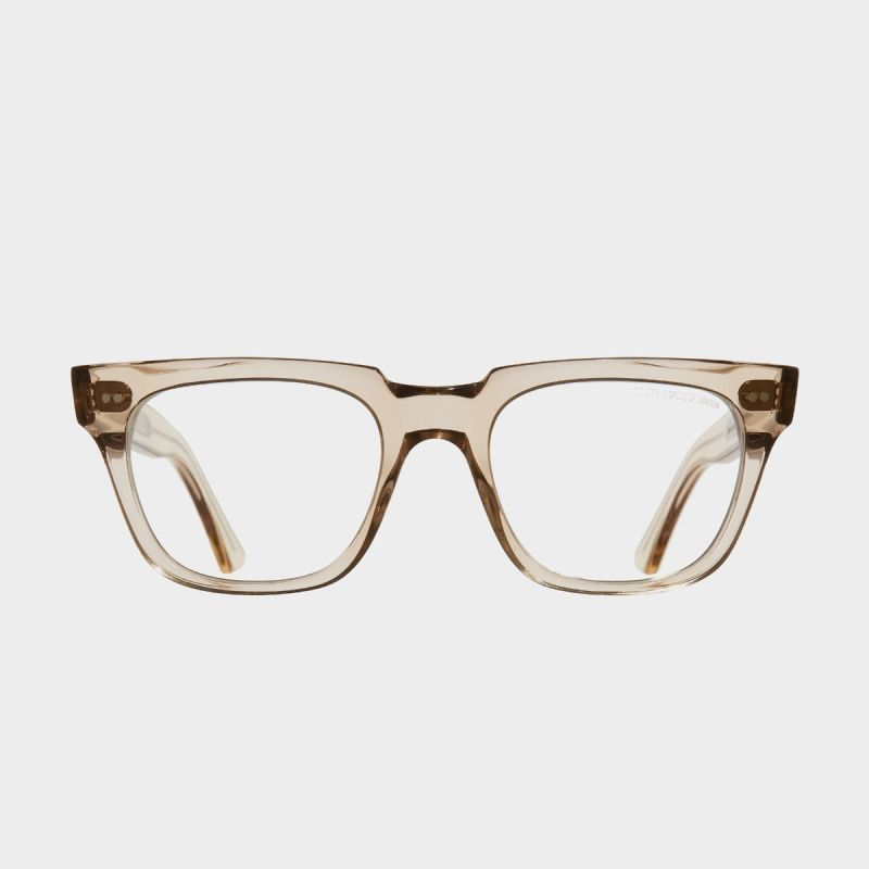 1381 Optical Square Glasses-Granny Chic