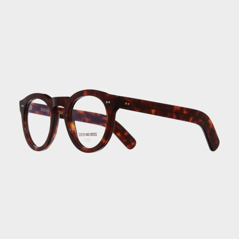 0734V3 Optical Round Glasses
