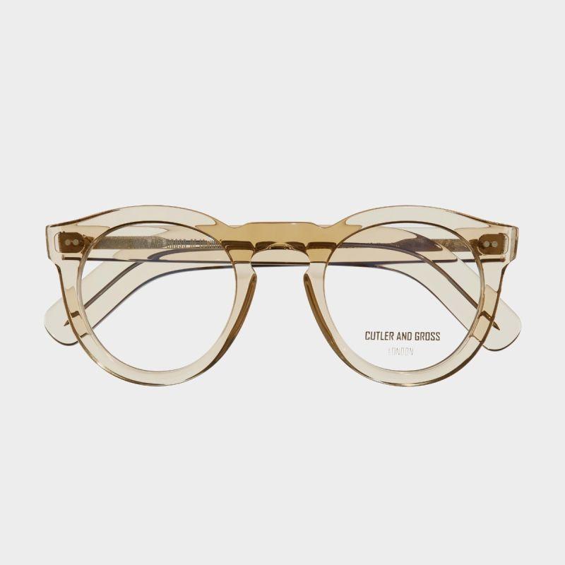 0734V3 Optical Round Glasses