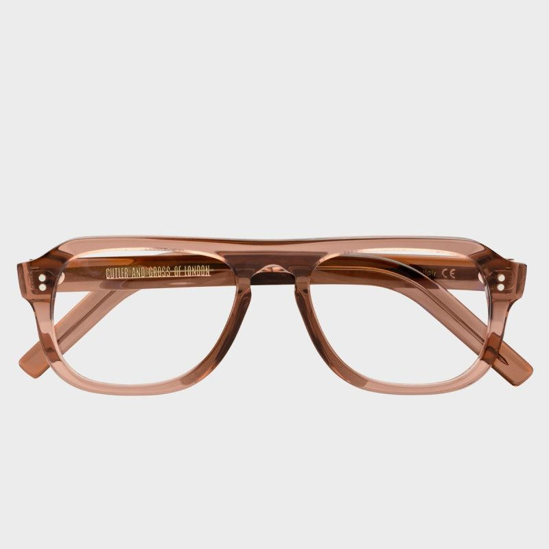 0822 Optical Aviator Glasses