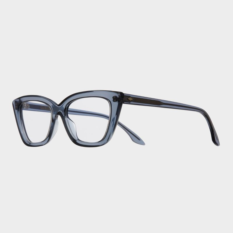1241 Optical Cat-Eye Glasses-Brooklyn Blue