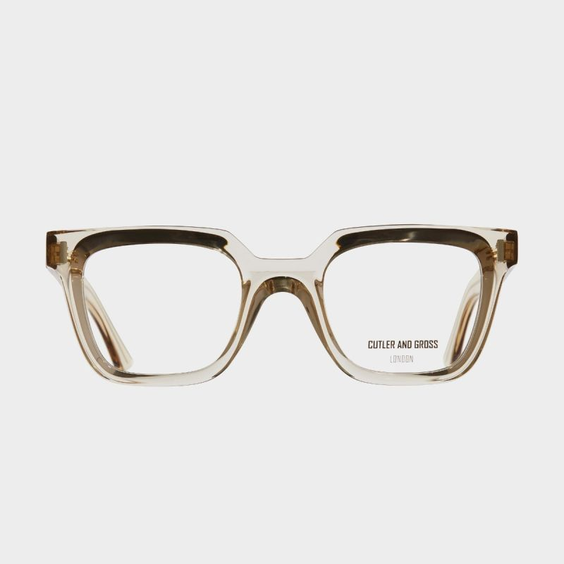 1305 Optical Square Glasses-Granny Chic