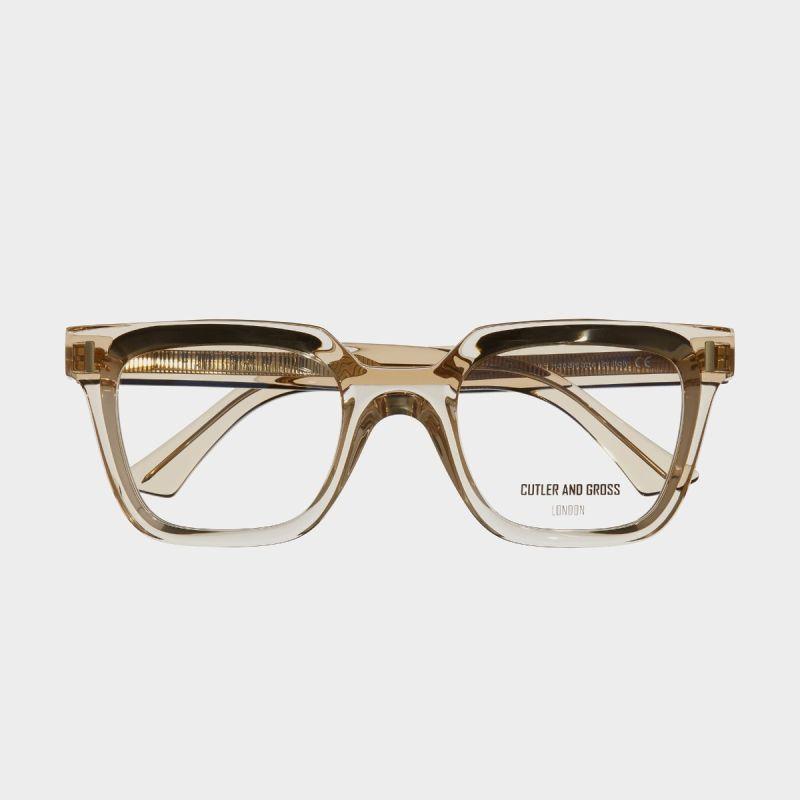 1305 Optical Square Glasses