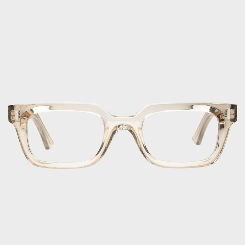 1306 Optical Square Glasses-Granny Chic