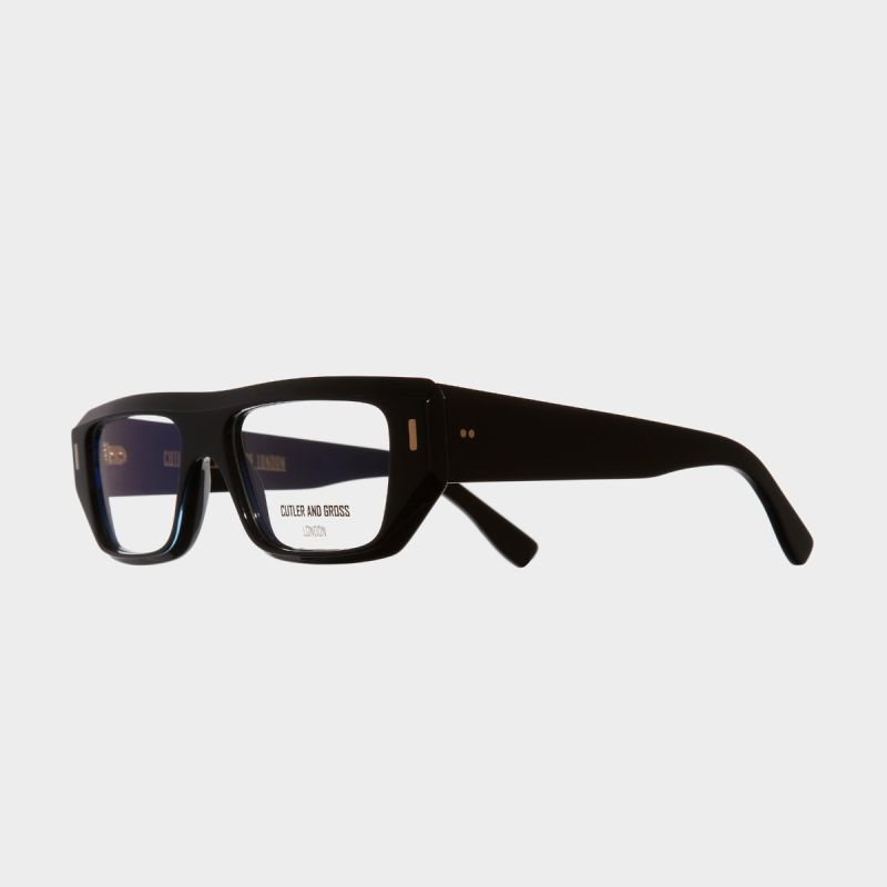 1367 Optical Browline Glasses