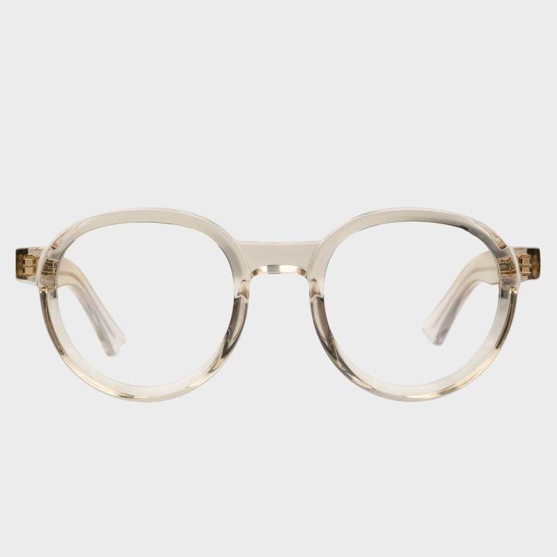 1384 Optical Round Glasses-Granny Chic