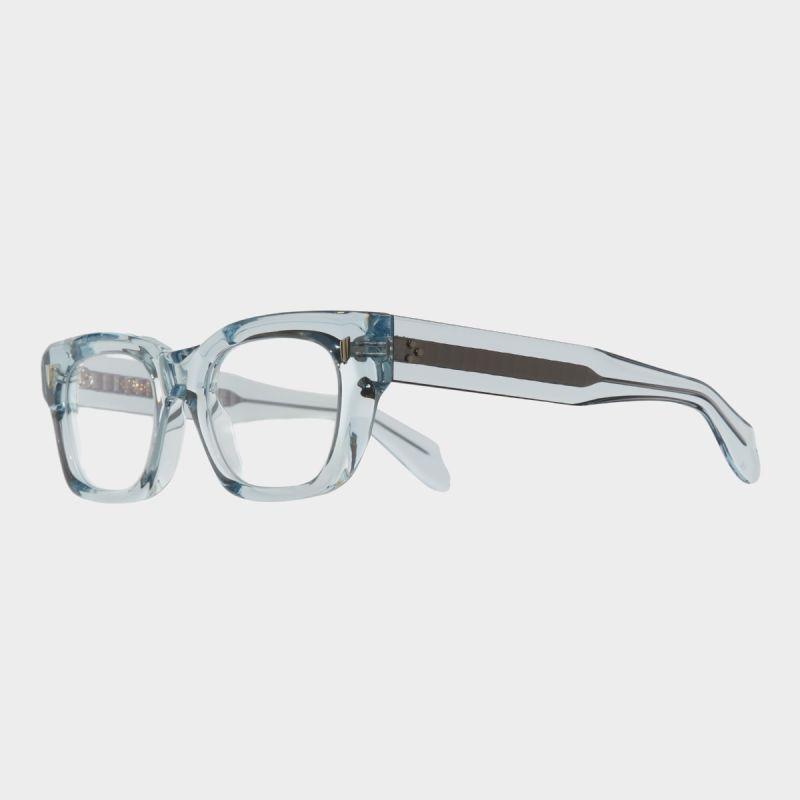 1391 Optical Rectangle Glasses-Homesick Blue