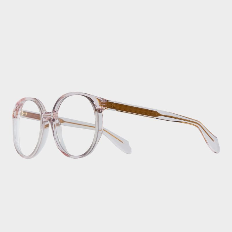 1395 Optical Round Glasses - Persian Pink