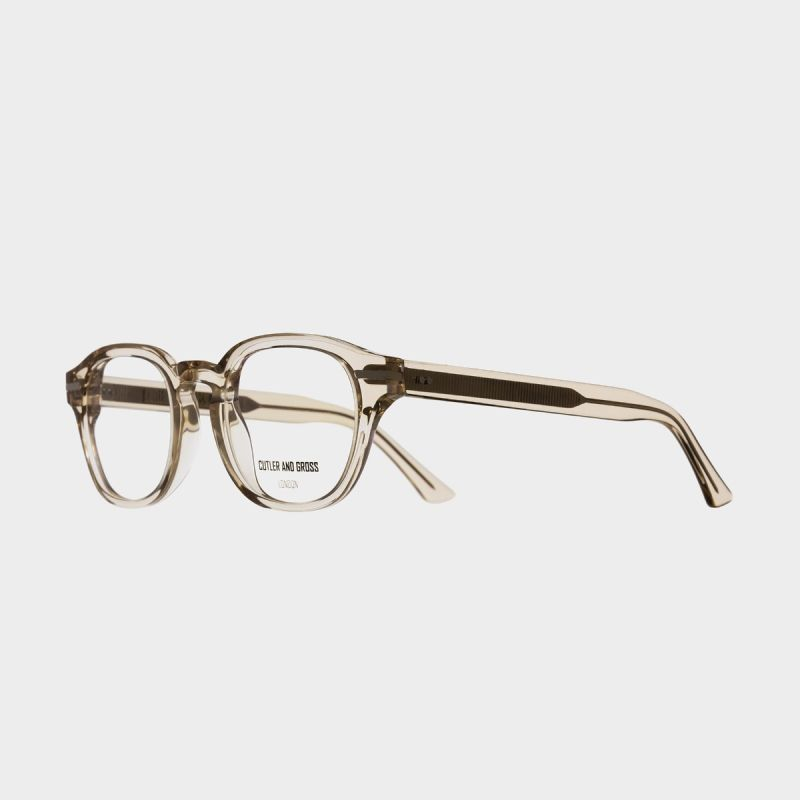 1356 Optical Round Glasses-Granny Chic