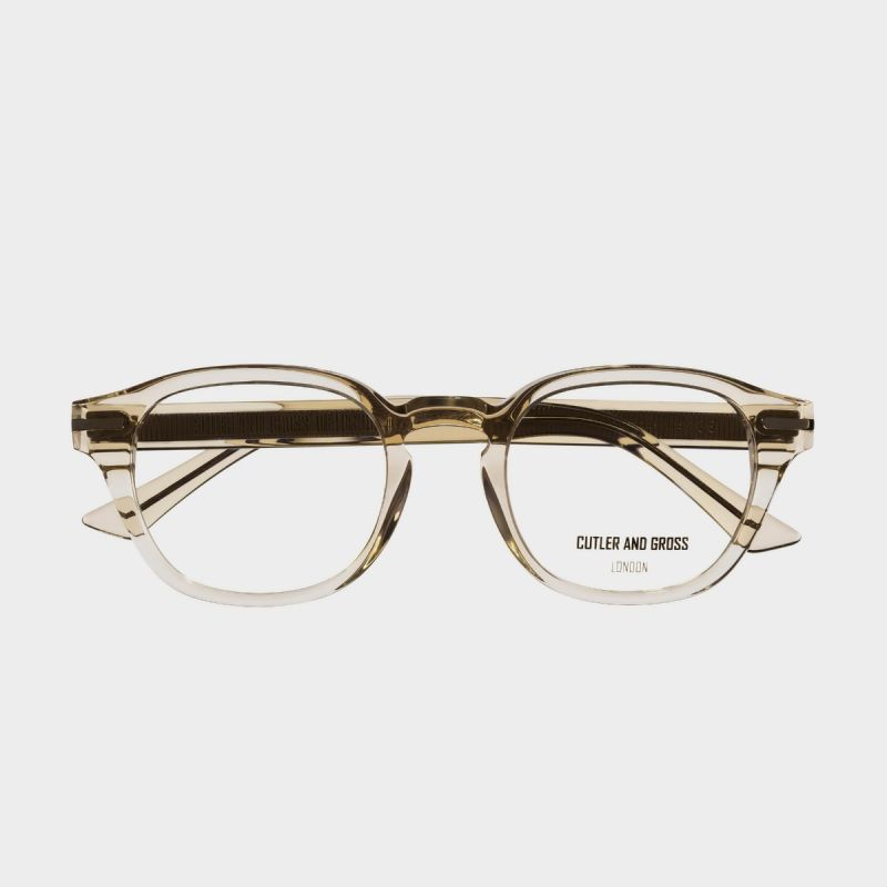 1356 Optical Round Glasses