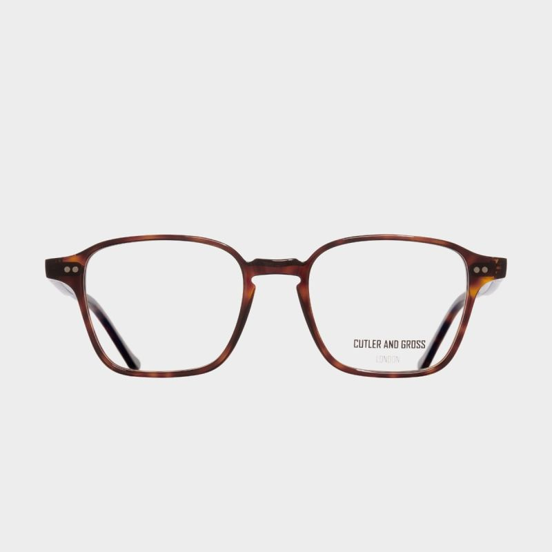 1360 Optical Square Glasses (Small)