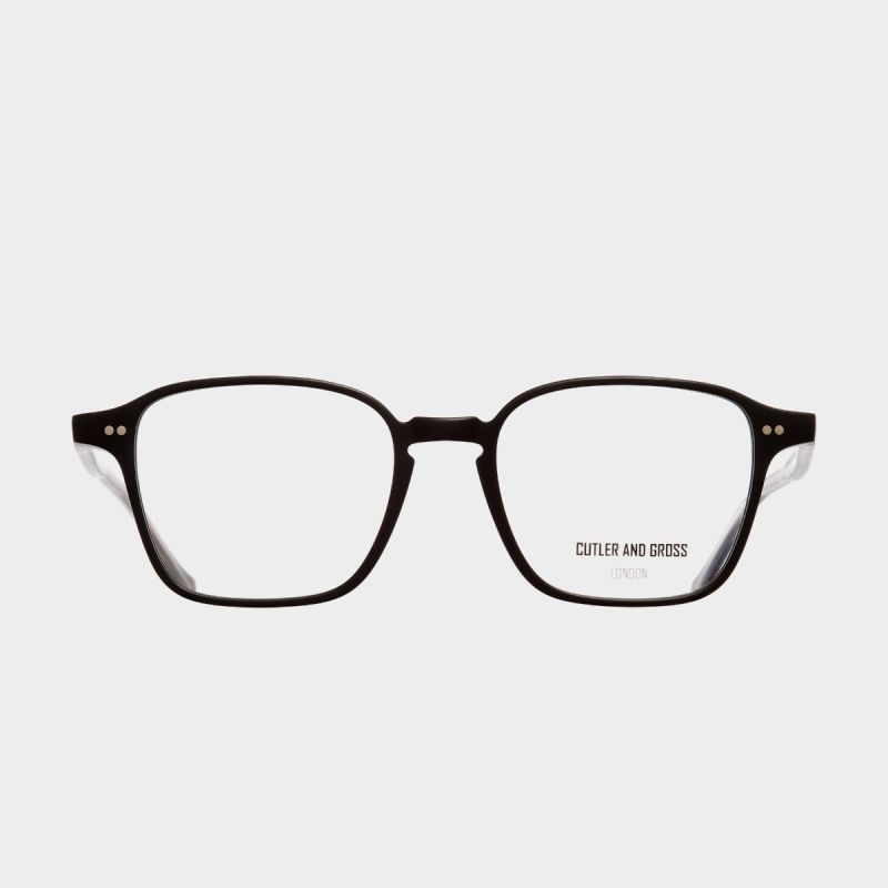 1360 Optical Square Glasses (Large)